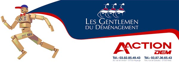 logo gentlemen du demenagement aaction dem